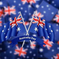 australia day free spins no deposit