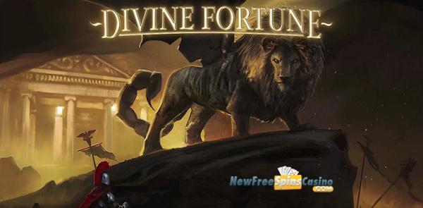 divine fortune free spins no deposit