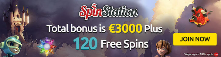 spinstation mobile bonus codes