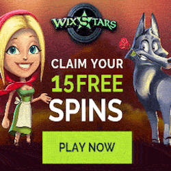 wixstars fairytale legends no deposit bonus codes