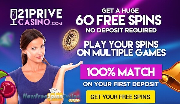 21prive casino no deposit bonus