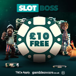 slot boss casino no deposit bonus codes