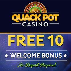 quack pot casino no deposit bonus codes