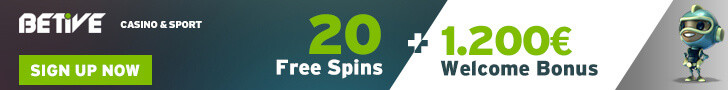 betive casino free spins no deposit