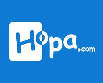 hopa casino logo