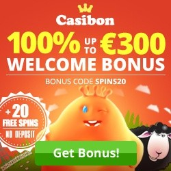 casibon casino no deposit bonus codes