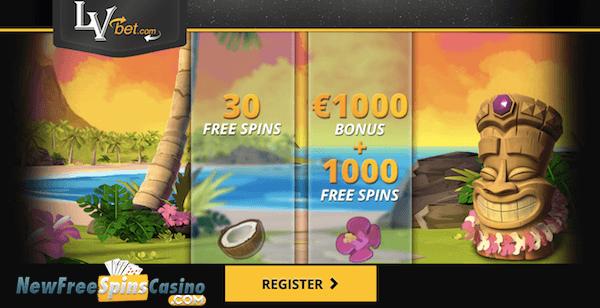 lvbet casino exclusive no deposit bonus