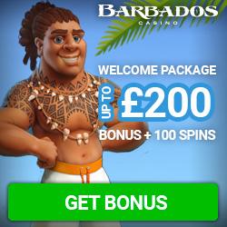 barbados casino no deposit bonus codes