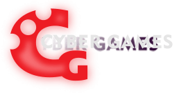 cyber games casino logo