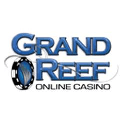 grand reef casino logo