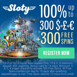 sloty casino no deposit bonus codes