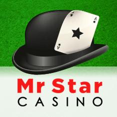 mrstar casino logo