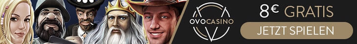 ovo casino free spins no deposit