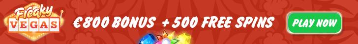 freakyvegas casino free spins no deposit