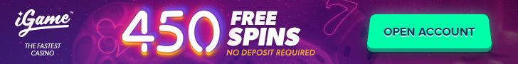 igame casino free spins no deposit