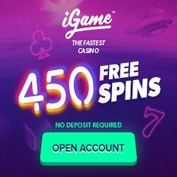 igame casino no deposit bonus codes