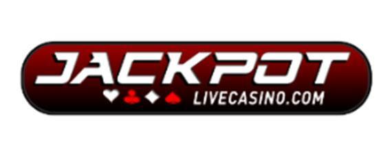 jackpot live casino logo