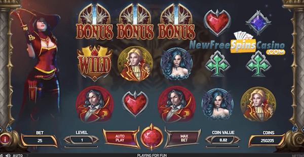 blood suckers 2 free spins no deposit
