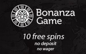 bonanza game casino wager free spins