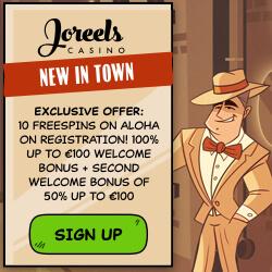 joreels casino no deposit bonus codes 2017