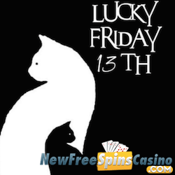 lucky friday 13th casino bonus