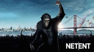 planet of the apes new netent slot