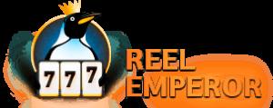 reel emperor casino logo