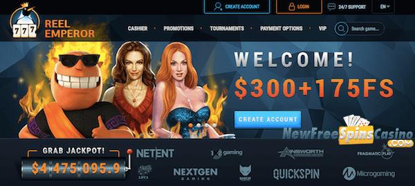 reel emperor casino no deposit bonus