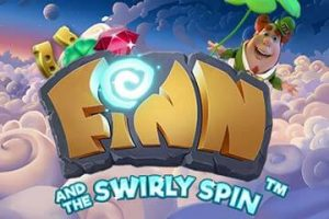 finn and the swirly spin slot from netent