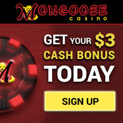 mongoose casino no deposit bonus codes
