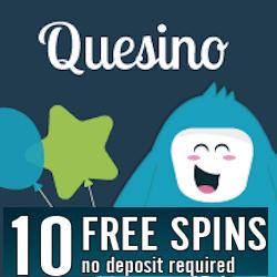 quesino casino no deposit bonus codes