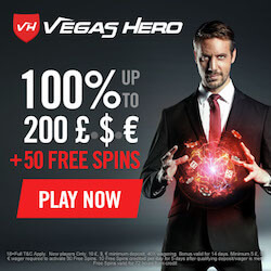 vegas hero casino no deposit bonus codes