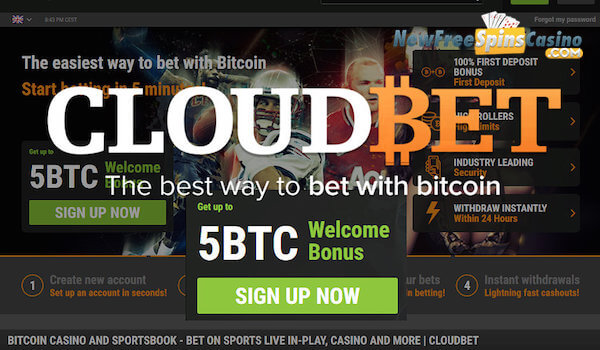 bitcoin casino free spins no deposit bonus