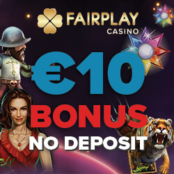 fairplay casino no deposit bonus codes