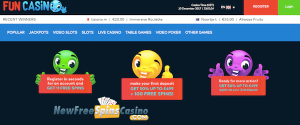Fun casino no deposit free casino games for real