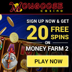 mongoose bitcoin casino no deposit bonus codes