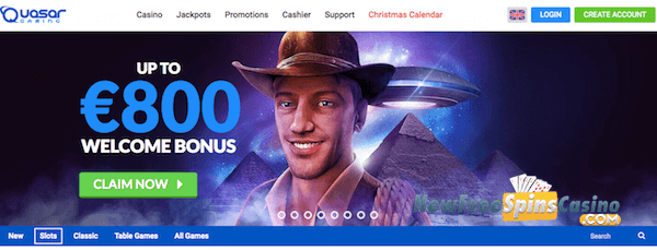 quasar gaming casino no deposit bonus