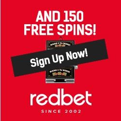 redbet casino no deposit bonus codes