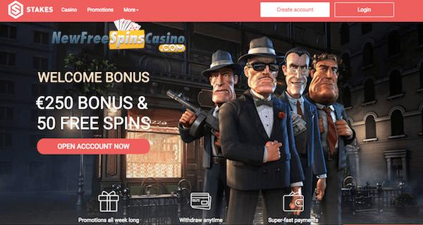 stakes casino no deposit bonus
