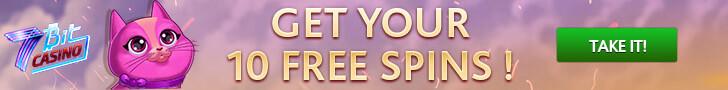 7bitcasino free spins no deposit