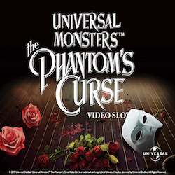 Universal Monsters The Phantoms Curse Netent free spins no deposit