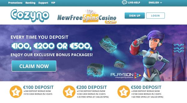 free no deposit bonus new casino