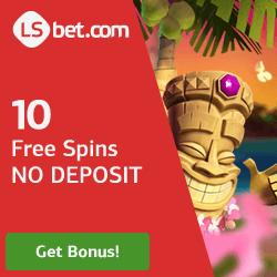 lsbet casino casino free spins no deposit bonus