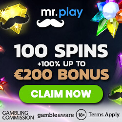 mr play casino no deposit bonus codes