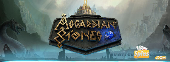 Asgardian Stones NetEnt slot