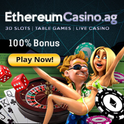 ethereum casino no deposit bonus codes