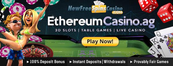 ethereum casino no deposit bonus