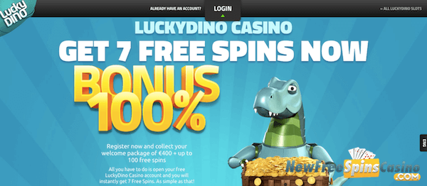 luckydino casino no deposit bonus