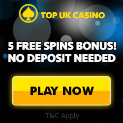 top uk casino no deposit bonus codes