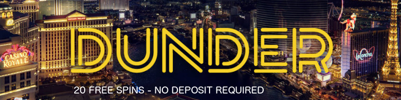 Play the best Casino Games at Dunder